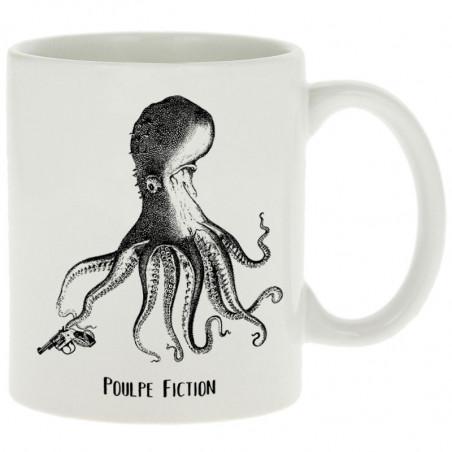 "Mug ""Poulpe Fiction"""