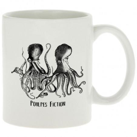 "Mug ""Poulpes Fiction"""