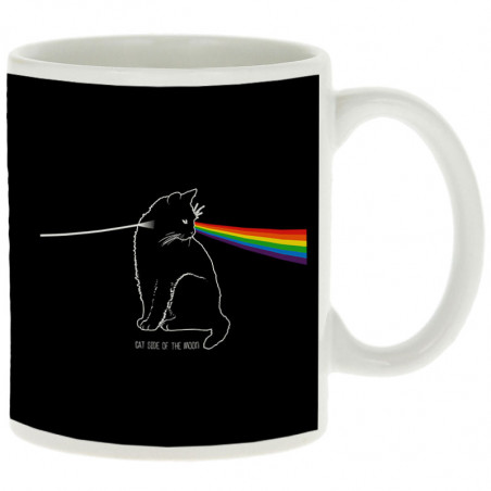 "Mug ""Cat Side of the Moon"""