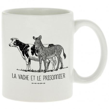 "Mug ""La vache et le..."