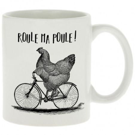 "Mug ""Roule ma poule"""