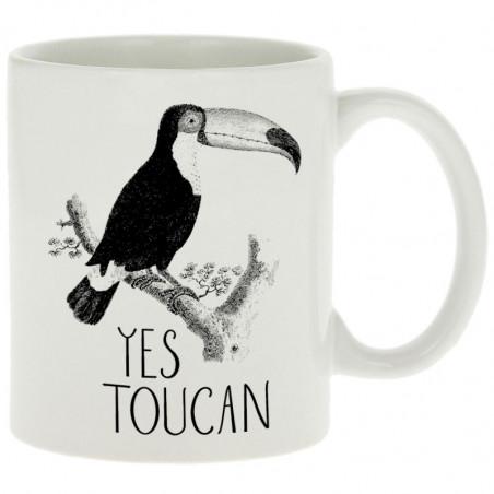 "Mug ""Yes Toucan """