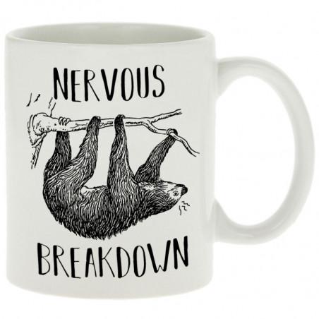 """Mug """"Nervous Breakdown..."""