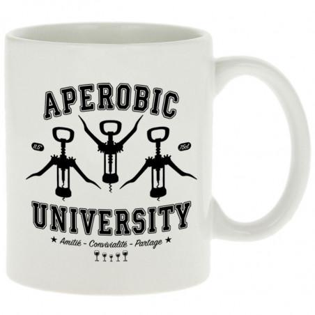 "Mug ""Aperobic University"""