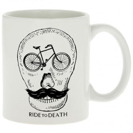 "Mug ""Ride to Death"""
