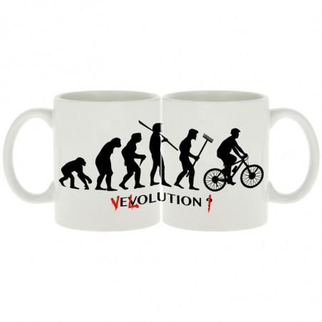 """Mug """"Vélolution"""""""
