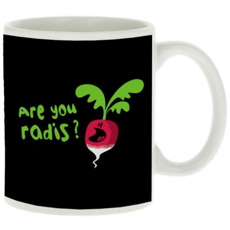 """Mug """"Are You Radis"""""""