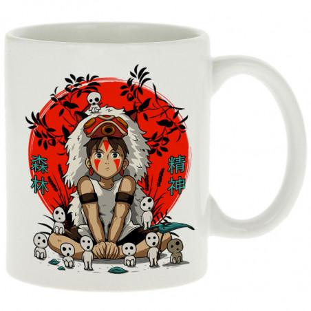 "Mug ""Forest Spirits"""