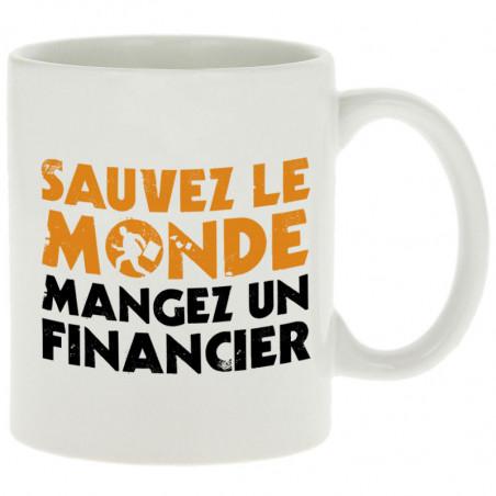 """Mug """"Sauvez le monde"""""""