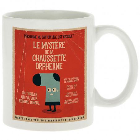 """Mug """"Le mystère de la..."""