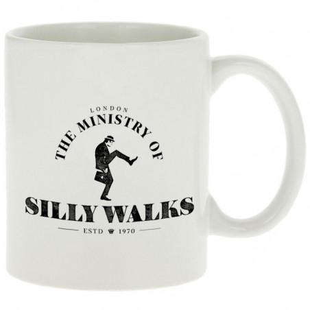 """Mug """"Silly Walks"""""""