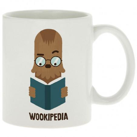 """Mug """"Wookipedia"""""""