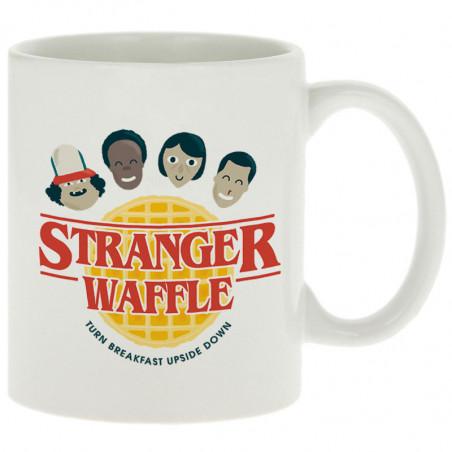 """Mug """"Stranger Waffle"""""""