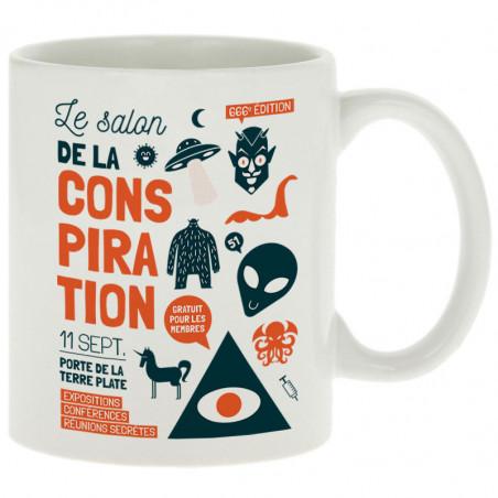 "Mug ""Conspiration"""