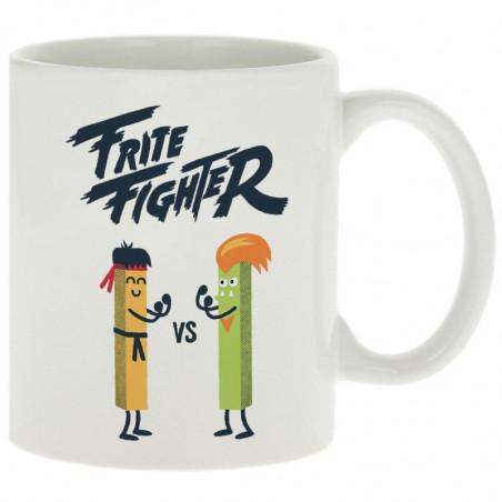 "Mug ""Frite Fighter"""