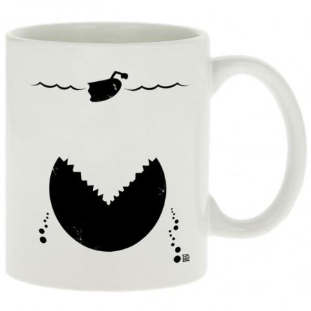 """Mug """"Les dents de la mer"""""""