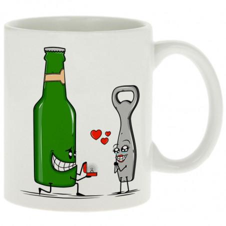 "Mug ""Beer Romance"""
