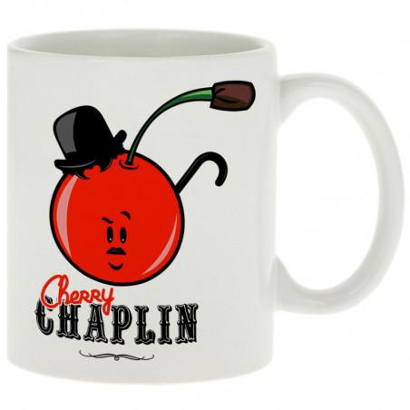 "Mug ""Cherry Chaplin"""