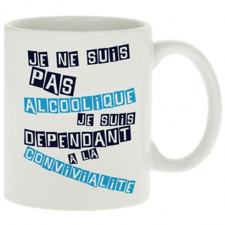 """Mug """"Convivialité (Homme)"""""""