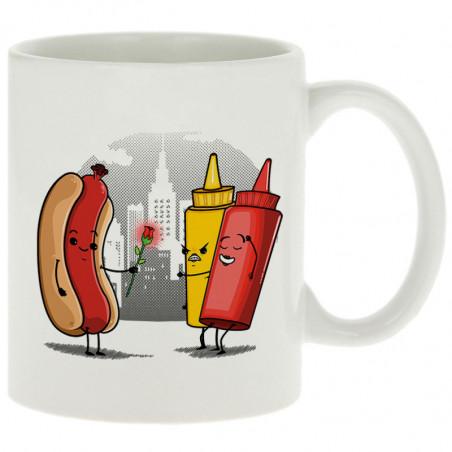 "Mug ""NYC Romance"""