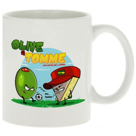 """Mug """"Olive et Tomme"""""""
