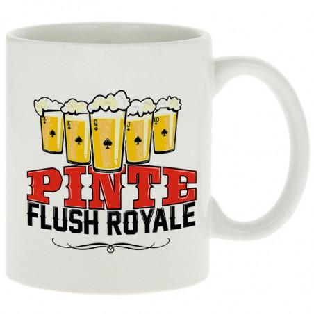 """Mug """"Pinte Flush Royale"""""""