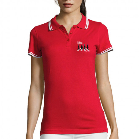 "Polo Femme ""The Bottles"""