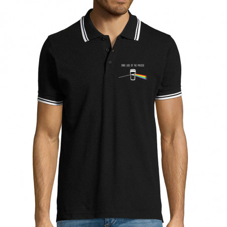"""Polo Homme """"Dark side of..."""