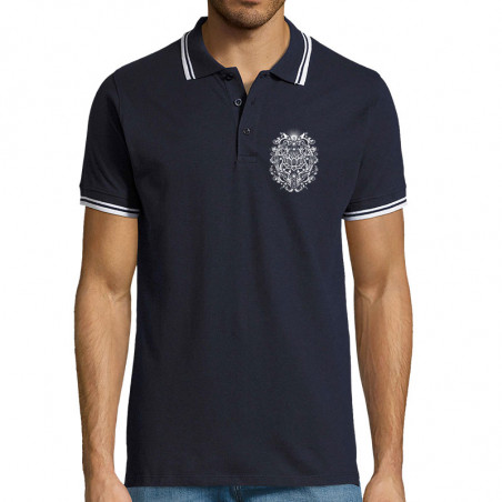 "Polo Homme ""Lotus Blossom"""