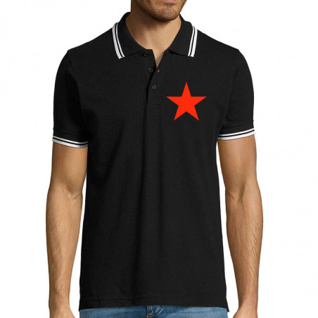 "Polo Homme ""Etoile Rouge"""