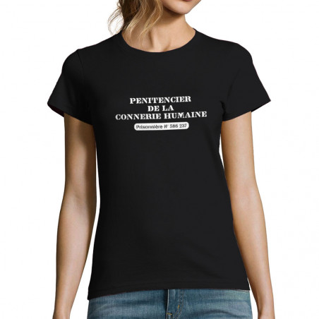 """T-shirt femme """"Prisonnière"""""""