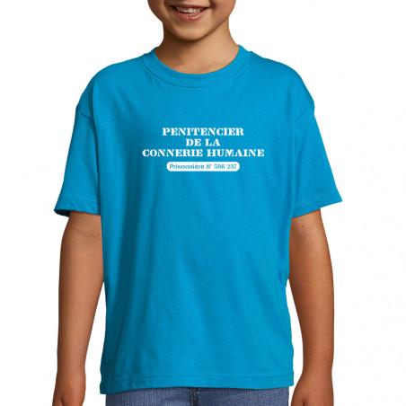"""Tee-shirt enfant """"Prisonnière"""""""