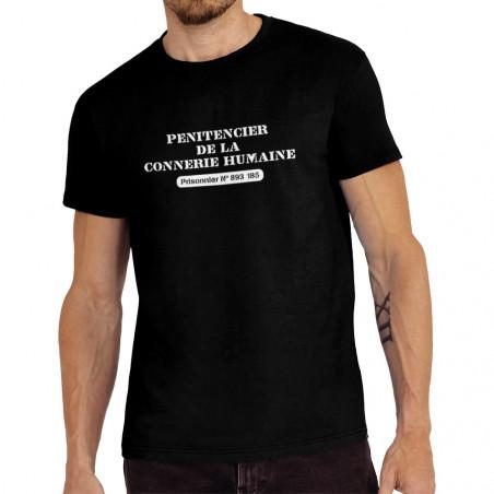 "Tee-shirt homme ""Prisonnier"""
