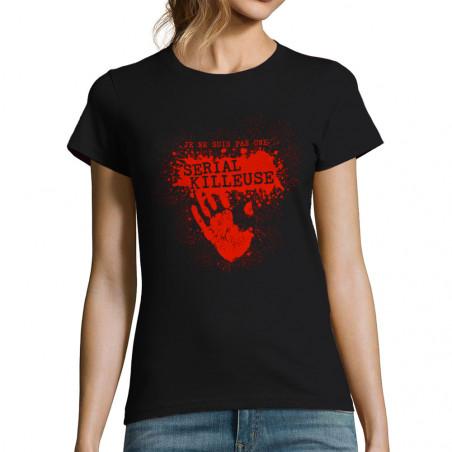 """T-shirt femme """"Pas une..."""