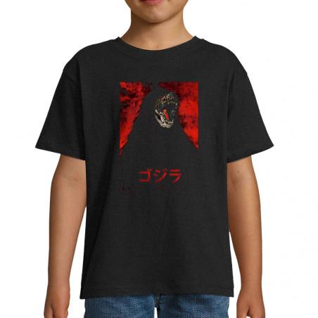 "Tee-shirt enfant ""Gojira"""