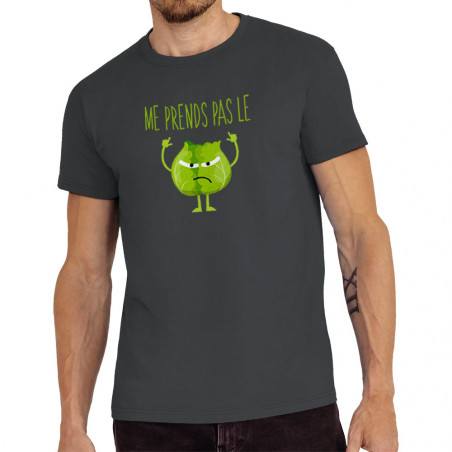 "Tee-shirt homme ""Me prends..."