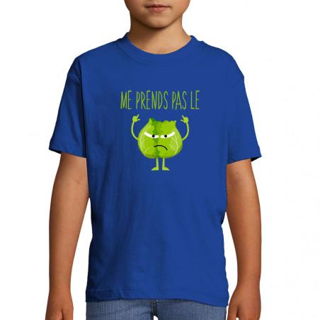"Tee-shirt enfant ""Me prends..."