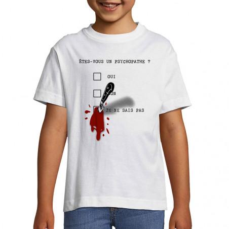 "Tee-shirt enfant ""Un..."