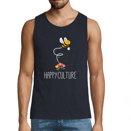 """Débardeur homme """"Happyculture"""""""