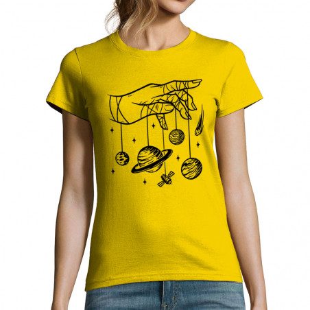 """T-shirt femme """"Cosmos Mobile"""""""