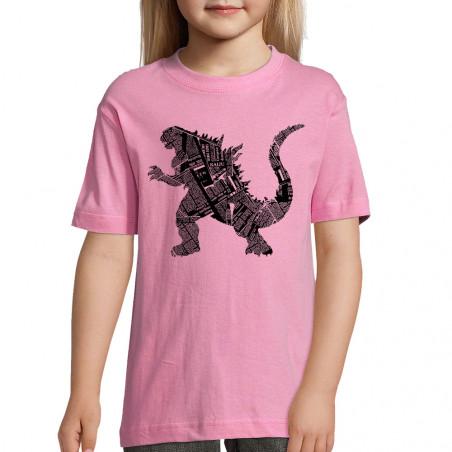 "Tee-shirt enfant ""Kaiju..."