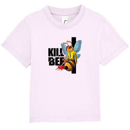 "Tee-shirt bébé ""Kill Bee"""