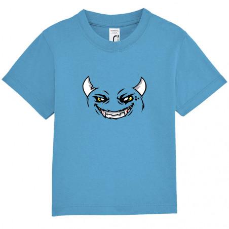 "Tee-shirt bébé ""SmilHell"""
