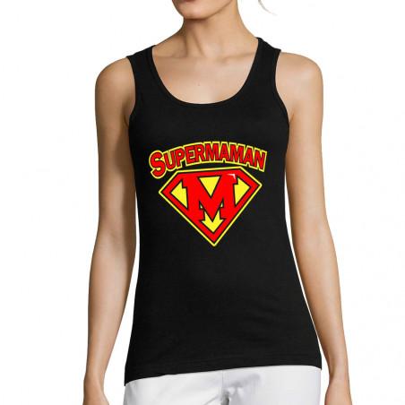 """Débardeur femme """"Super Maman"""""""