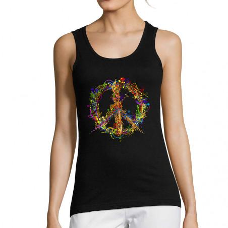 """Débardeur femme """"Peace 3000"""""""
