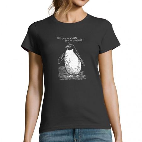 """T-shirt femme """"Pour un..."""