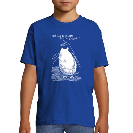 """Tee-shirt enfant """"Pour un..."""