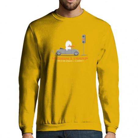 """Sweat-shirt homme """"Le..."""