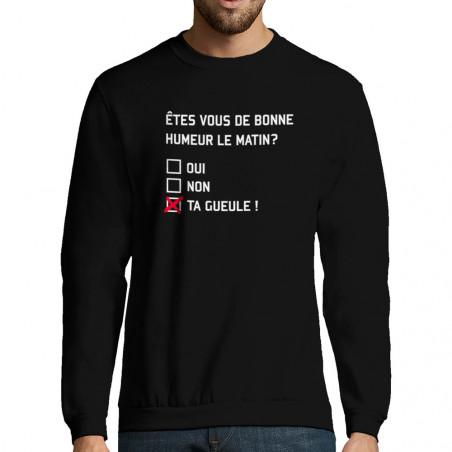 Sweat-shirt homme...