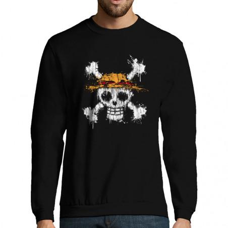 "Sweat-shirt homme ""One Skull"""